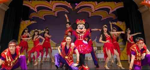 東京ディズニーランドの「ミニー・オー!ミニー」が2018年3月で終了 14年の公演に幕 - ライブドアニュース