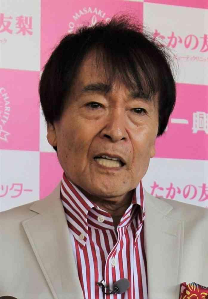 作曲家の平尾昌晃さん死去 「カナダからの手紙」など多くのヒット曲手がける