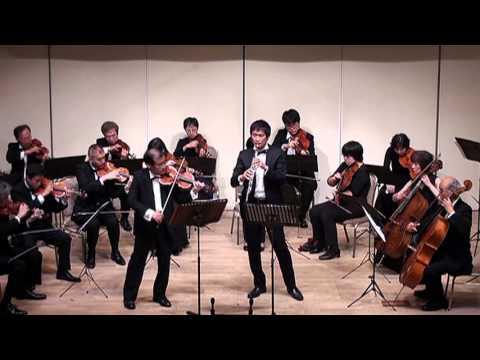 J.S.バッハ:オーボエとヴァイオリンのための協奏曲 ニ短調 BWVlO60 - YouTube