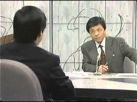 幸福の科学 大川隆法vs田原総一朗 初対談!1/4 - YouTube