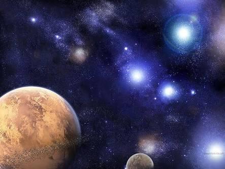 宇宙の画像を貼るトピ