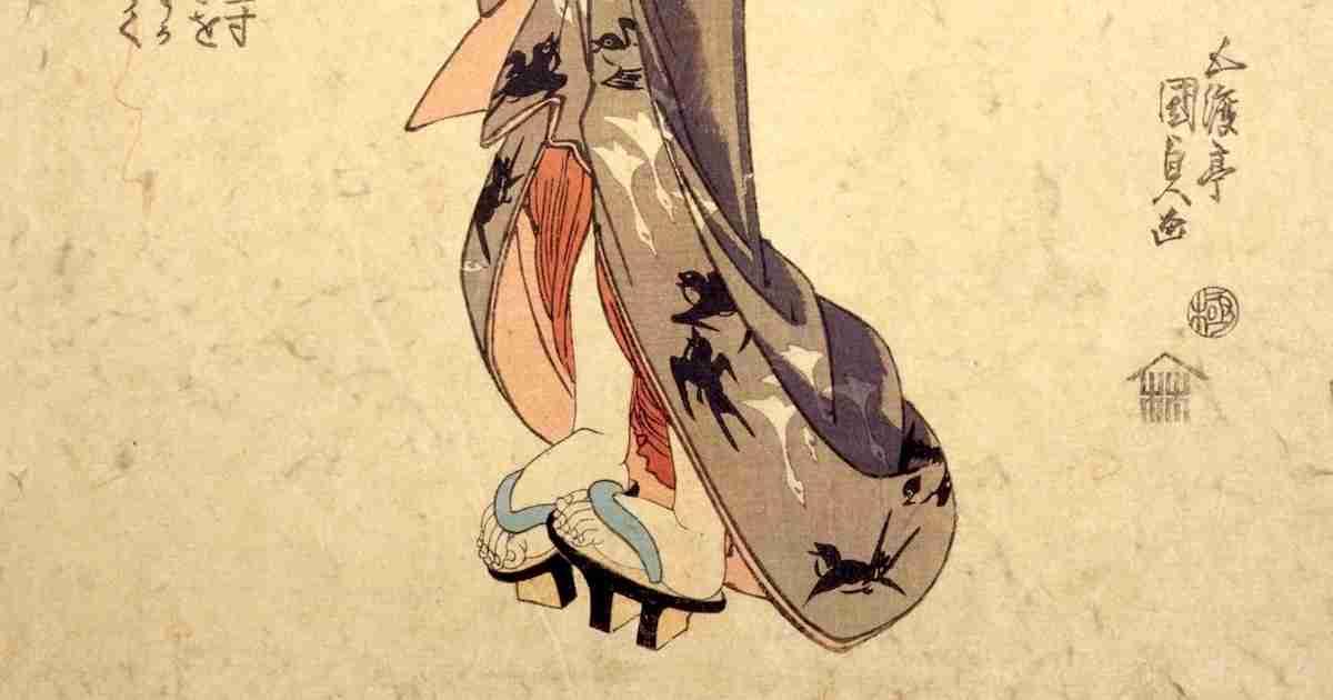 下着を着けなかった江戸時代の女性。生理になったときの驚きの処理方法とは(2) | 江戸ガイド