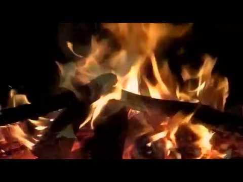"""【癒し系】自然音 夜通し焚き火 """"Bonfire all night long """" - YouTube"""