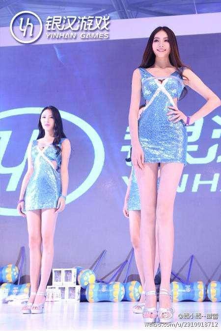 人気モデル、ジジ・ハディッドの脚が長すぎるのがわかる1枚