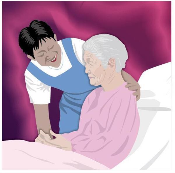 【衝撃事件の核心】「口に口が入ってきた!」病院で性的虐待被害、90代女性が男性職員を怒りの提訴 「異性介護」の顛末(2/4ページ) - 産経WEST
