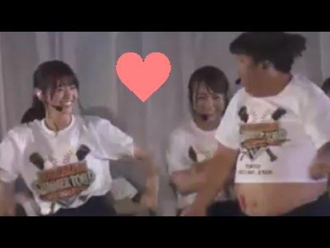 【ヒム子】嬉しそうに日村を見ながら踊るなぁちゃんが可愛い【乃木坂46】 - YouTube
