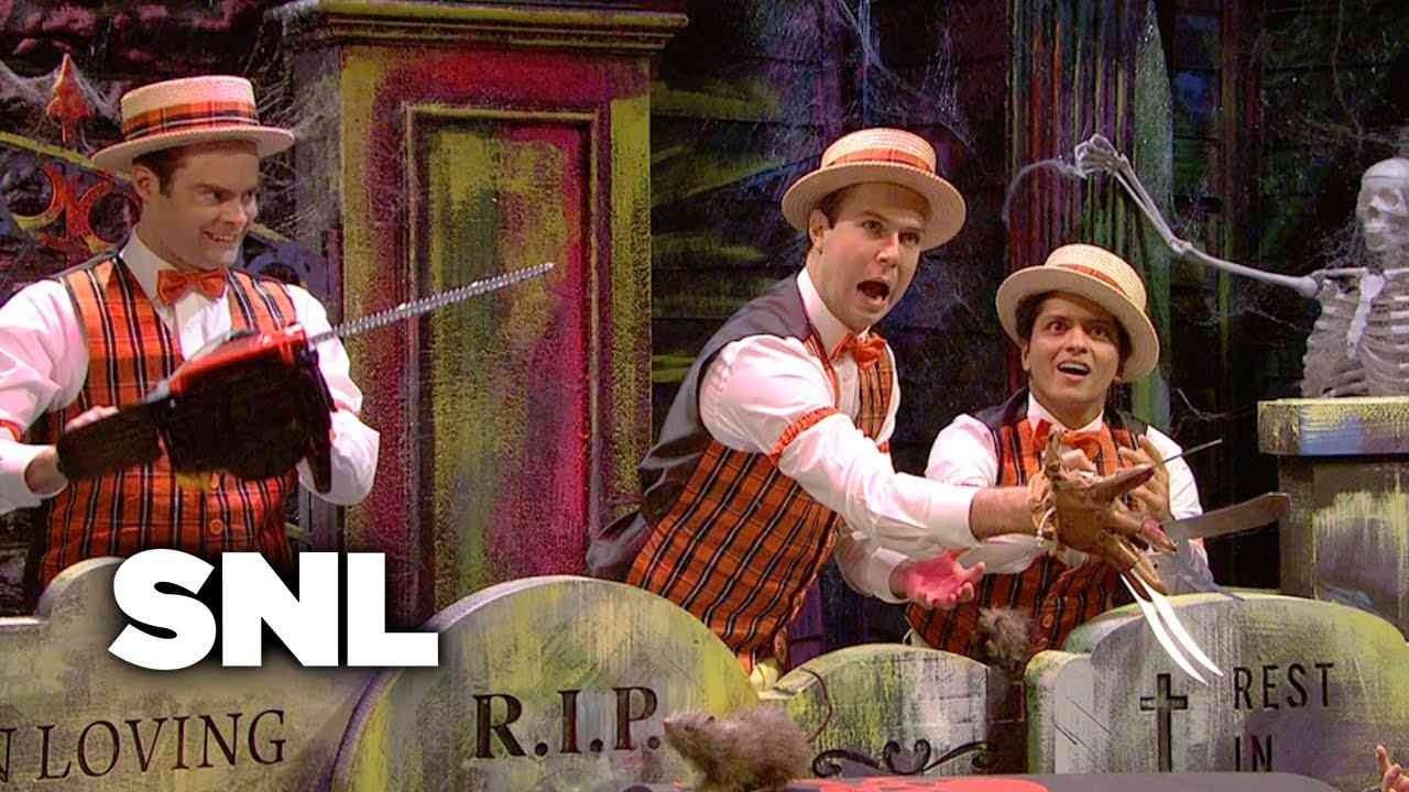 Amusement Park - Saturday Night Live - YouTube