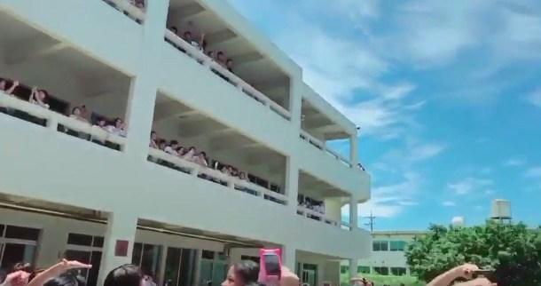 学生たちが大興奮!彼らが「七夕の奇跡」と呼ぶその光景が凄い! | チャンネル「てみた」