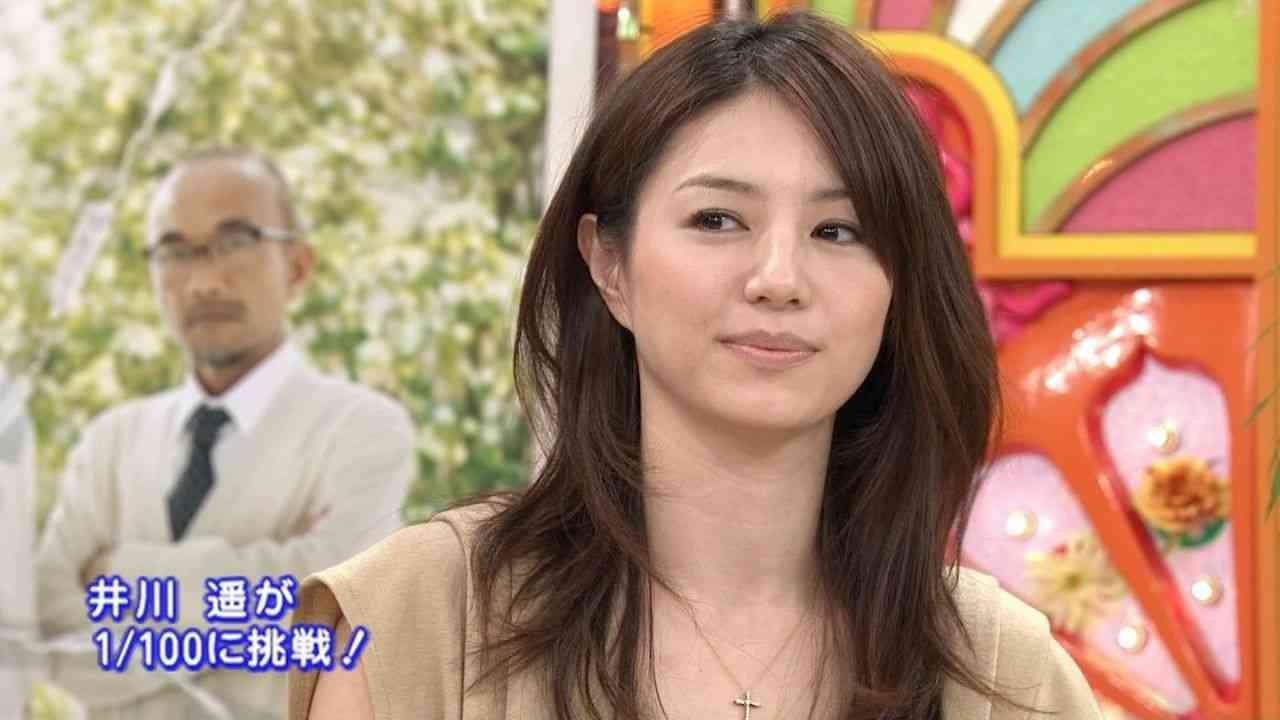 井川遥を高級スーパーで目撃した客がそのオーラに圧倒される「やっぱり美しい」