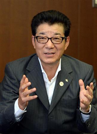 橋下徹氏の入閣可能性「0%だ」 維新・松井一郎代表 (産経新聞) - Yahoo!ニュース