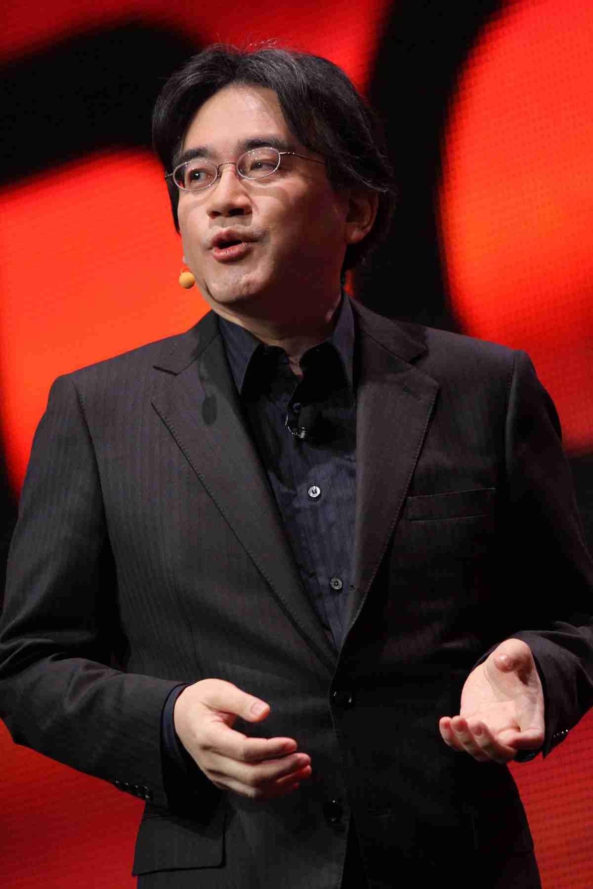 岩田聡 - Wikipedia