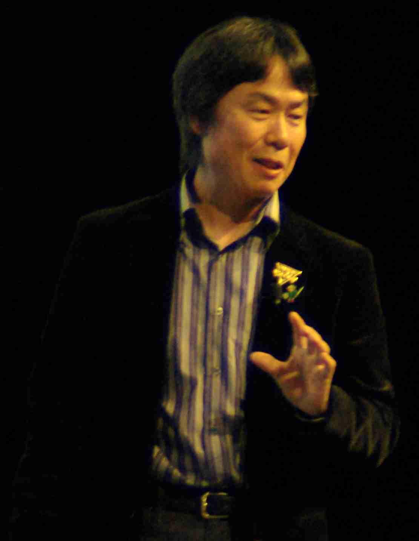 宮本茂 - Wikipedia