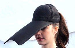 どんな帽子、被ってますか?