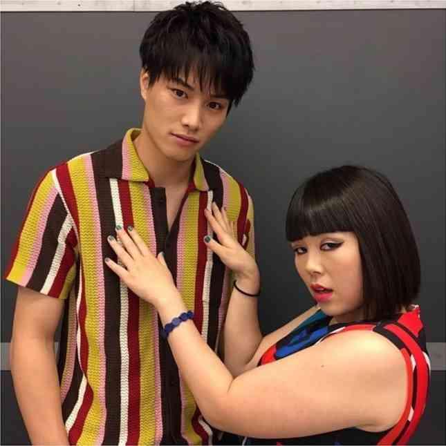 【エンタがビタミン♪】鈴木伸之ファン、ブルゾンちえみの腕に驚く「のぶくんより太い!」 | Techinsight(テックインサイト)|海外セレブ、国内エンタメのオンリーワンをお届けするニュースサイト