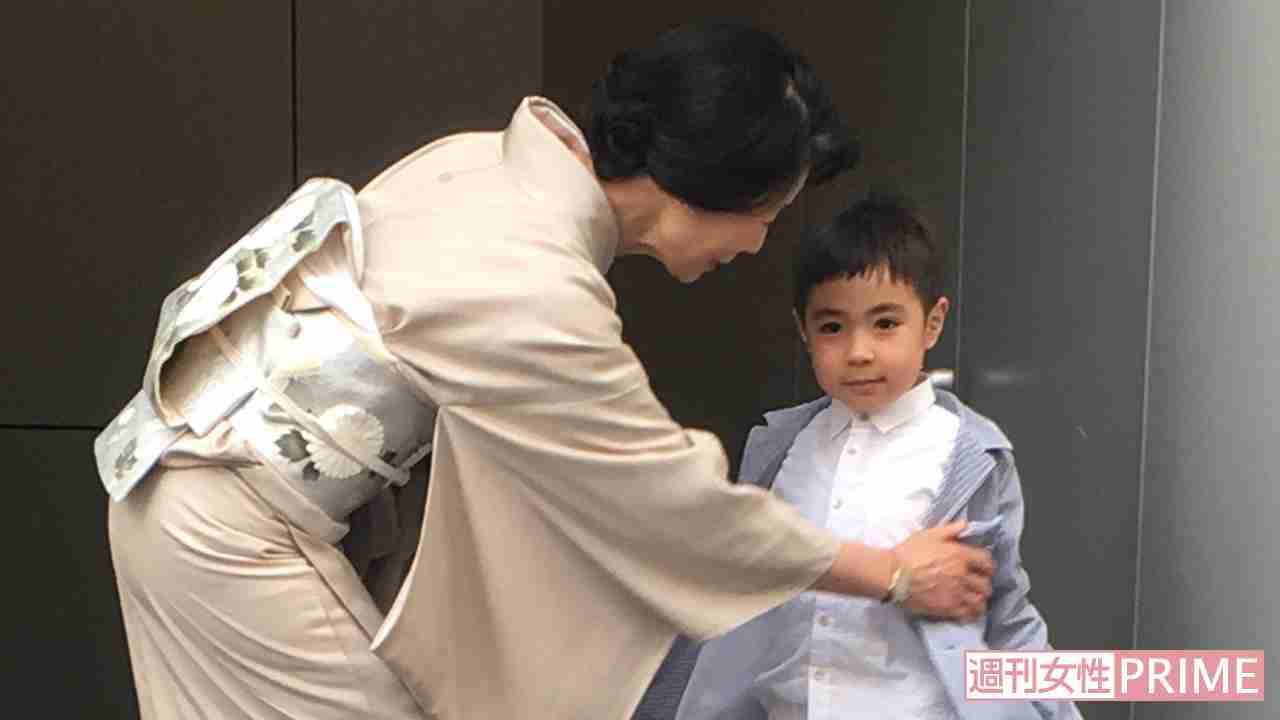 寺島しのぶの英才教育!4歳長男は3か国語をしゃべる歌舞伎界初のハーフ役者