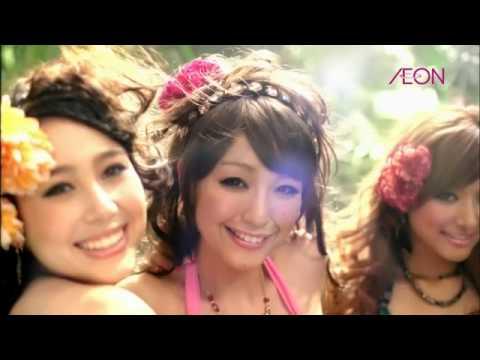 イオン 2010年夏 水着CM  - YouTube