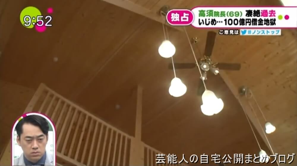 【有名人の自宅】高須克弥院長の名古屋の自宅【画像あり】