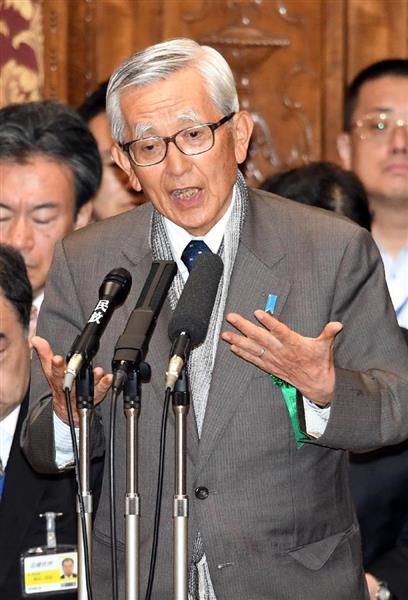 【加計学園問題】加戸守行前愛媛県知事「NHKはTBS並みになってきた」「同じ質問を4回も…」意に沿わぬ回答は一切使わず 「一定の方向性持って報道している」 - 産経ニュース