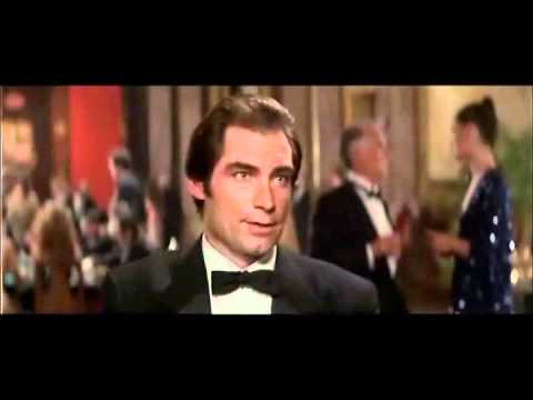 James Bond (Licence To Kill): If You Asked Me To (end credits song) - YouTube