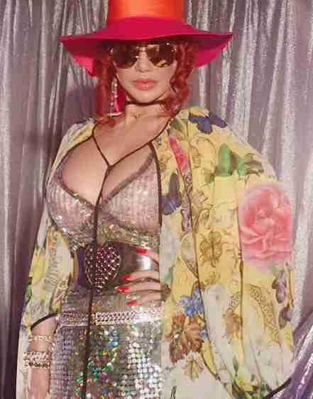 叶恭子、交際中のメンズは「世界に50人くらい」11億円超のプライベートファッションも公開