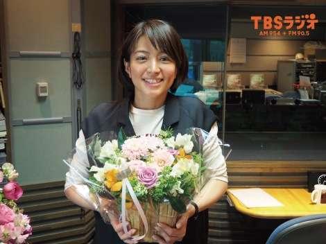 赤江珠緒アナ、第1子女児出産「無事に女の子が生まれました」