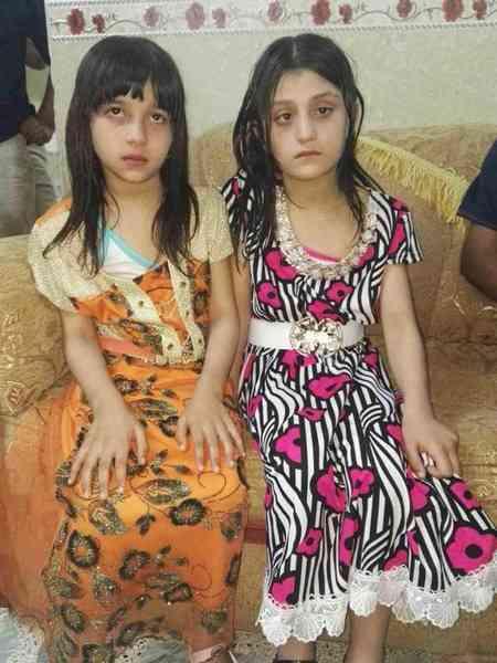 【悲報】イスラム国に監禁されていた少女たちが3年ぶりに救出されるも様子が変 : ガハろぐNewsヽ(・ω・)/ズコー