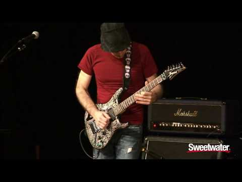 "Joe Satriani Plays ""Always With Me, Always With You"" Live at Sweetwater - YouTube"