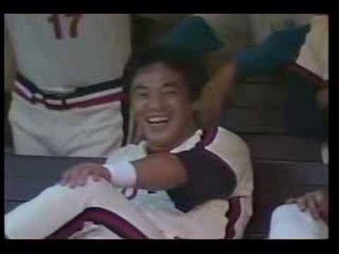 86年オールスター ホームラン競争清原 - YouTube