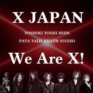 X JAPANを語ろう
