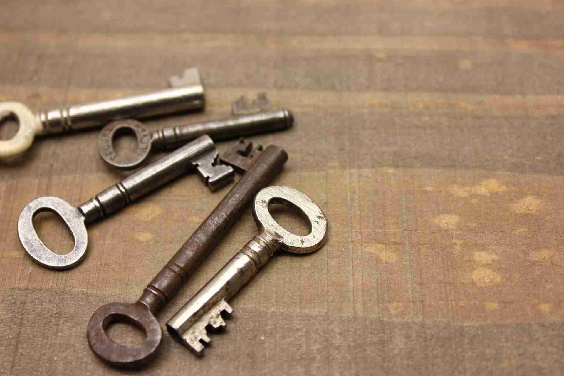 【同居嫁】部屋に鍵は付いていますか?