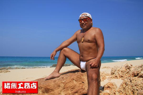 【画像】水辺のイケメンで目の保養を!