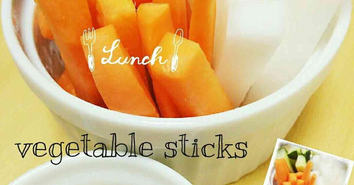 セブンの野菜スティック☆味噌マヨディップ by あんごるぁうさぎ [クックパッド] 簡単おいしいみんなのレシピが270万品