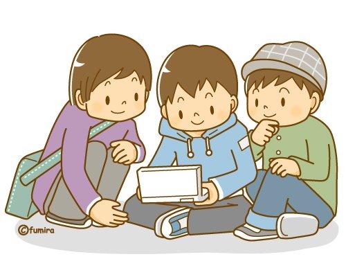 「ゲームOK」の子の方が勉強に集中し、親との会話も長い