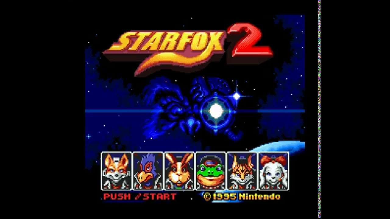 Star Fox 2 (Beta)(SNES) Normal Mode Clear! (HD60) - YouTube