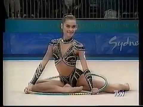 Yulia Barsukova-Final Aro-Sydney 2000 - YouTube