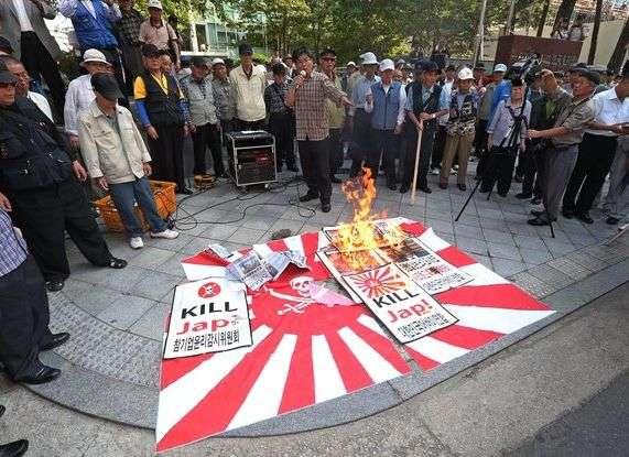 禿添曰く、韓国での反日デモは「死ね!」「殺せ!」と叫んでもヘイトスピーチにならない! ( 政党、団体 ) - 政治・経済、サービス業経営、たまにPCXなど - Yahoo!ブログ