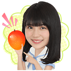 SKE48 Music Stickers - Official Stickers