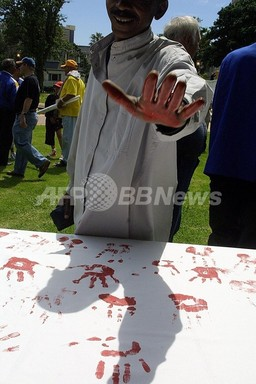 南ア男性4人に1人が「レイプ経験ある」、調査報告 写真1枚 国際ニュース:AFPBB News