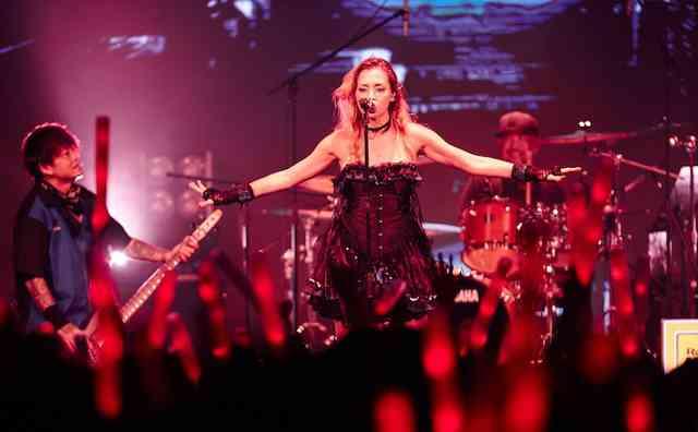 土屋アンナ、歌手デビュー15周年記念ワールドライブツアーの開催が決定|Japan芸能カルチャー研究所