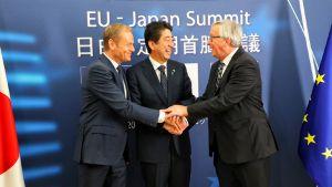 【速報】日本と欧州連合 EPA大枠合意 韓国の自動車・乳製品輸出に打撃 | 保守速報
