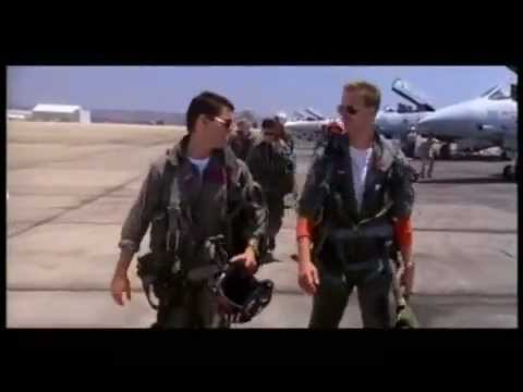 Top Gun Highway To The Danger zone - YouTube