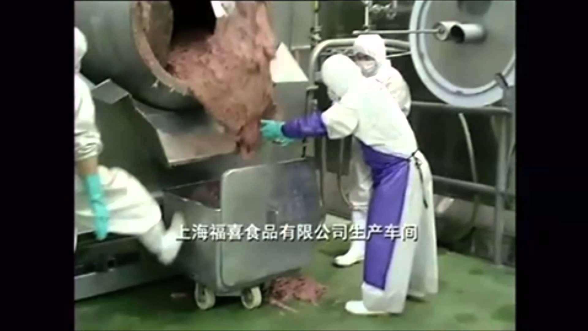 【中国食品汚染】これは中国では一般的 しかも騙すレベルが高すぎ! - YouTube