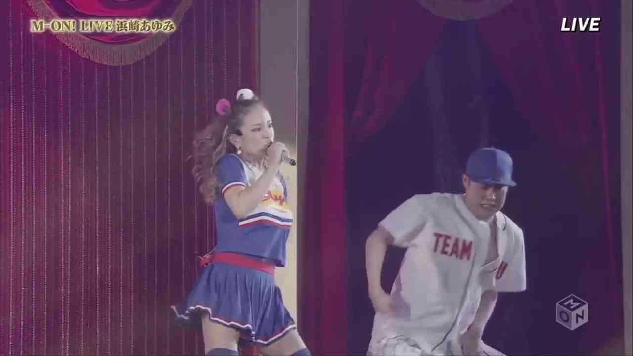 Ayumi Hamasaki 濱崎步 - Beautiful Fighters / Step You. CountDown Live 2016 - 2017 A. 06. HD 1080p - YouTube