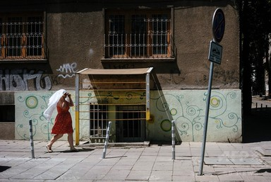 ブルガリア、猛暑で5人死亡 気温44度の地域も 写真3枚 国際ニュース:AFPBB News