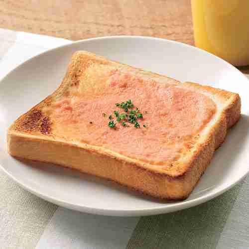 トーストレシピ教えてください
