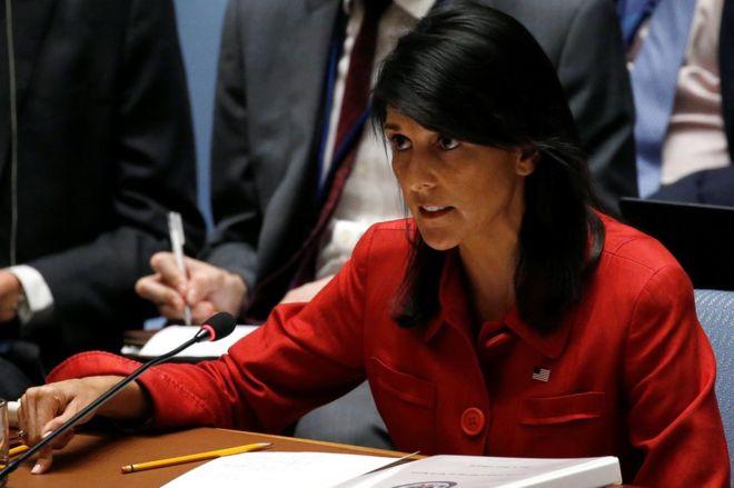 米国連大使『やむを得なければ軍事力行使する』【北朝鮮問題】