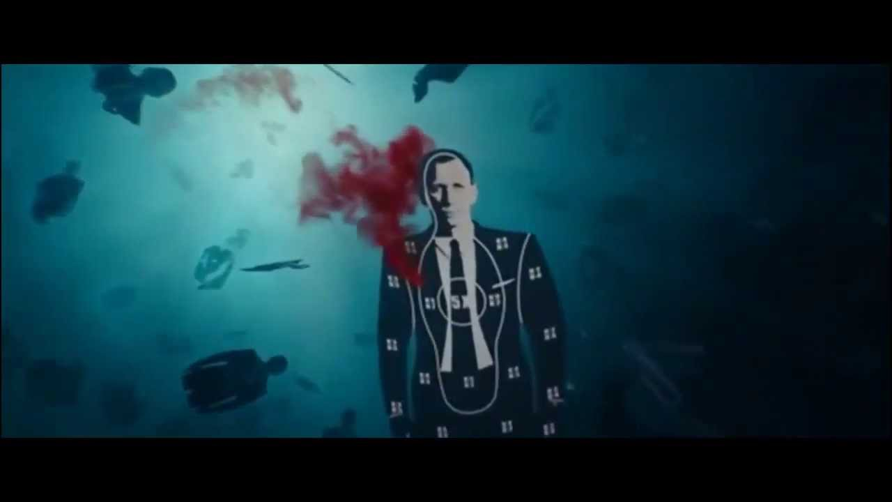Skyfall Opening Credits (HD) - YouTube