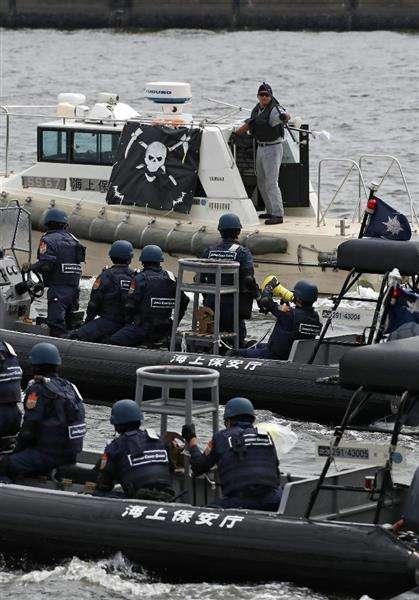 【東京五輪】五輪に向けテロ対処の海上訓練 警視庁と海上保安庁 - 産経ニュース