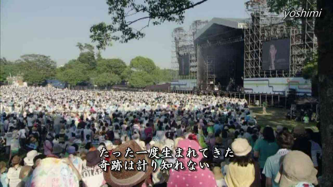 レミオロメン もっと遠くへ  ap bank fes 11 LIVE - YouTube