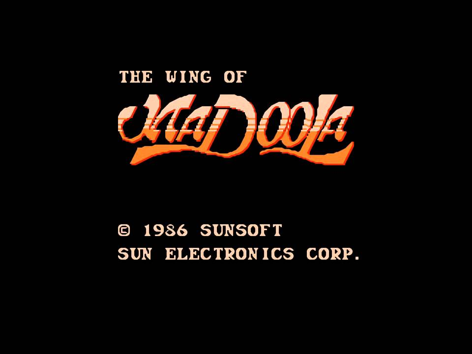 Nes:Wing of Madoola Soundtrack - YouTube